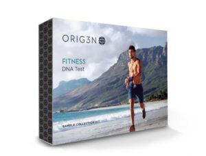 fitness DNA test package