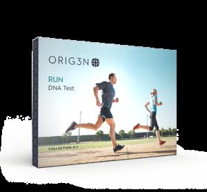 Orig3n Run DNA Test