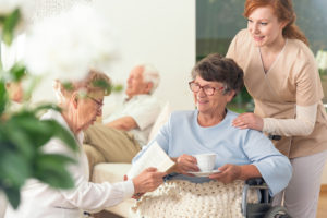COVID-19 testing for nursing home residents